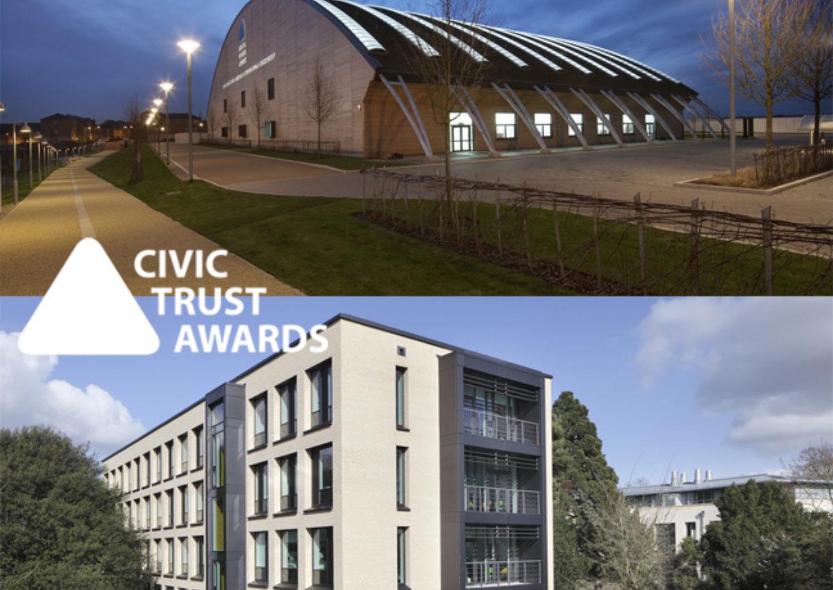 2013 Civic Trust Awards Finalists