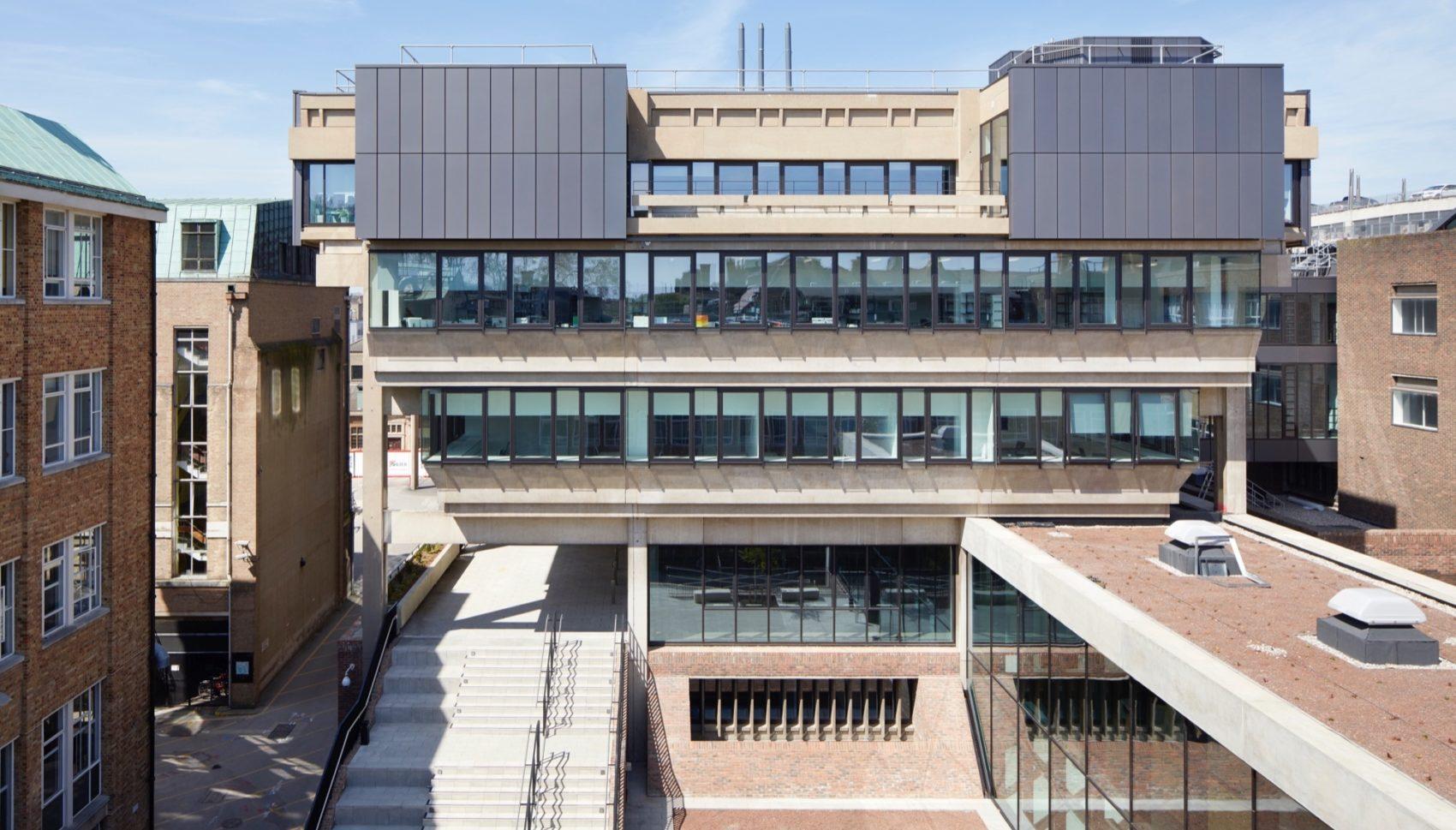 The David Attenborough Building