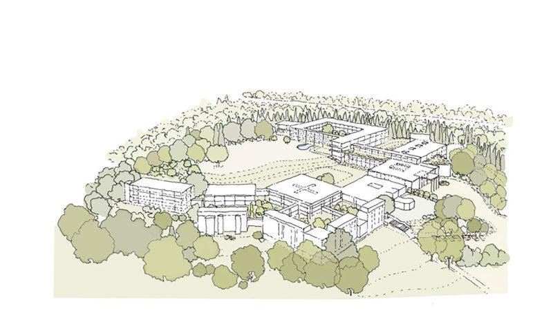 Templeton College, Egrove Park