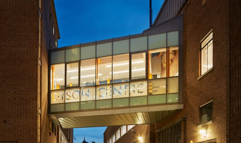The Dyson Centre for Engineering Design