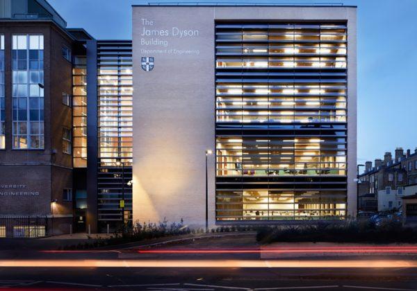 The James Dyson Building