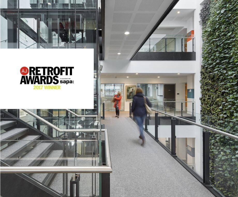 Best Office: AJ Retrofit Award