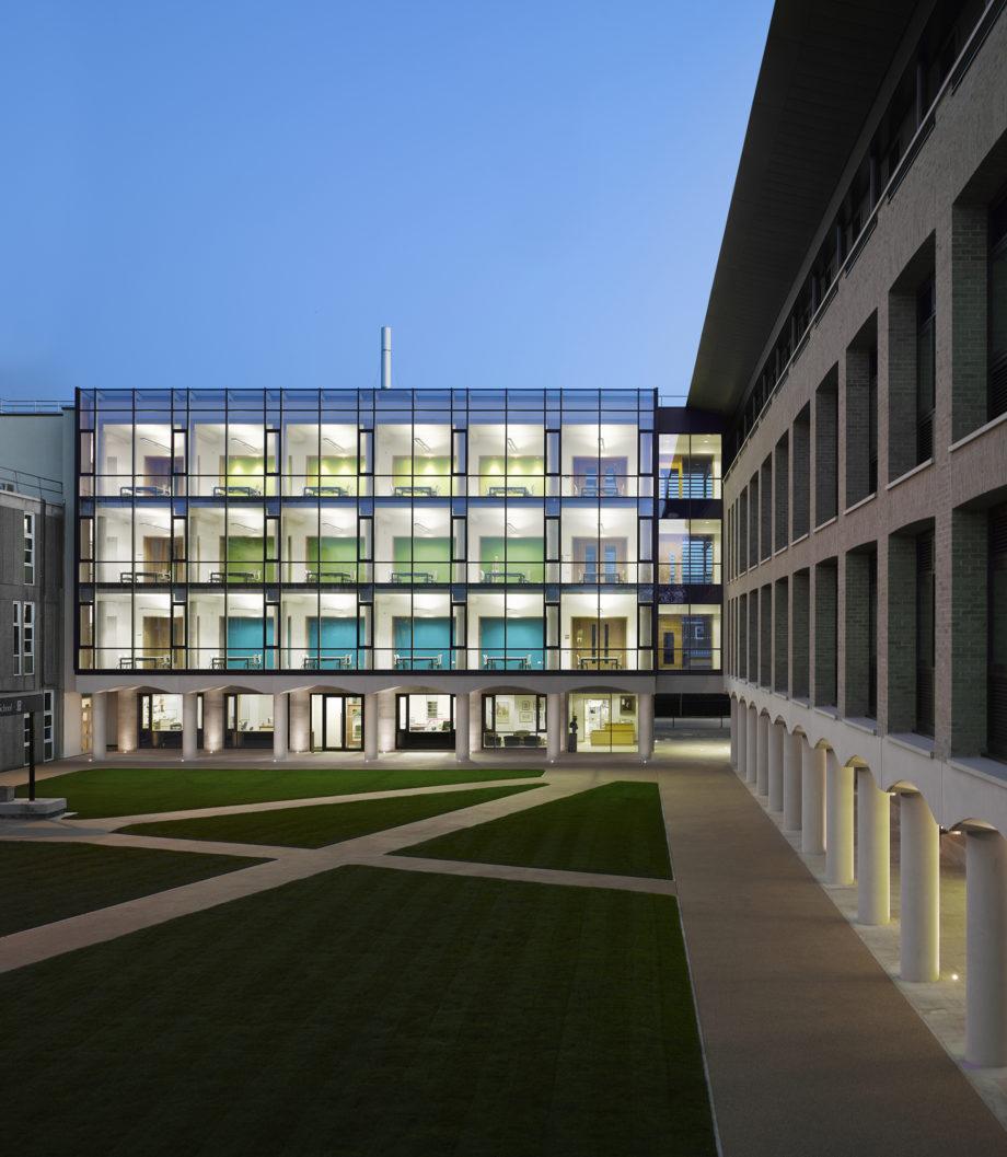 St Paul's School Science Building