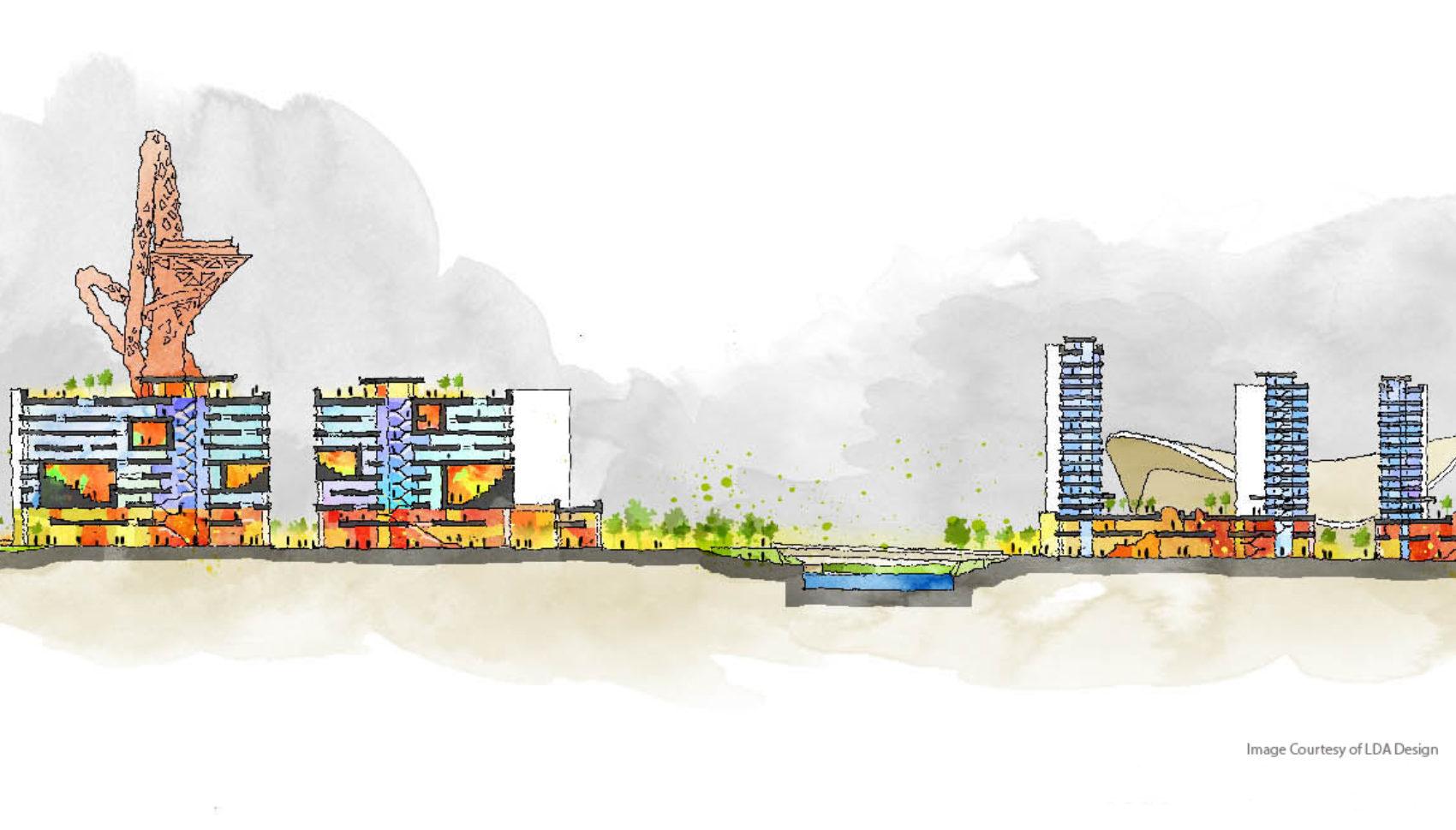 UCL East Masterplan