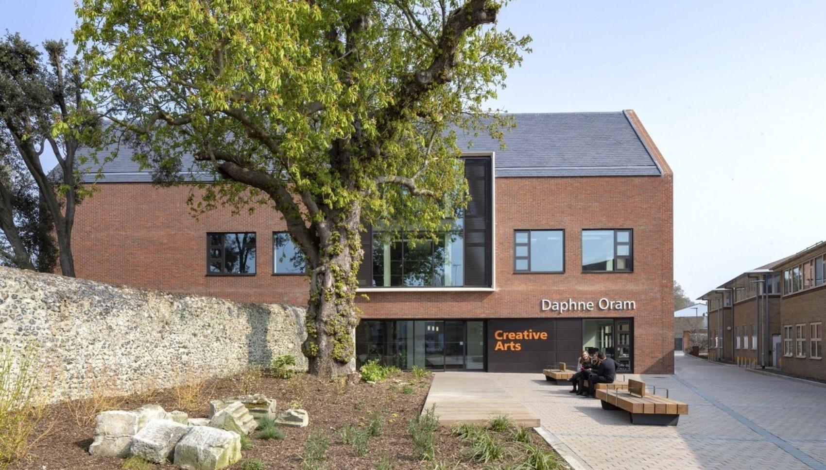 Daphne Oram Creative Arts Building