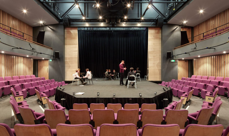 St Paul's School Drama Centre and Samuel Pepys Theatre