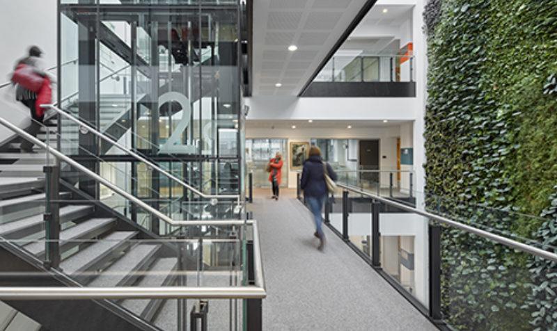 Cambridge University Festival of Ideas - The David Attenborough Building: A Space to Collaborate