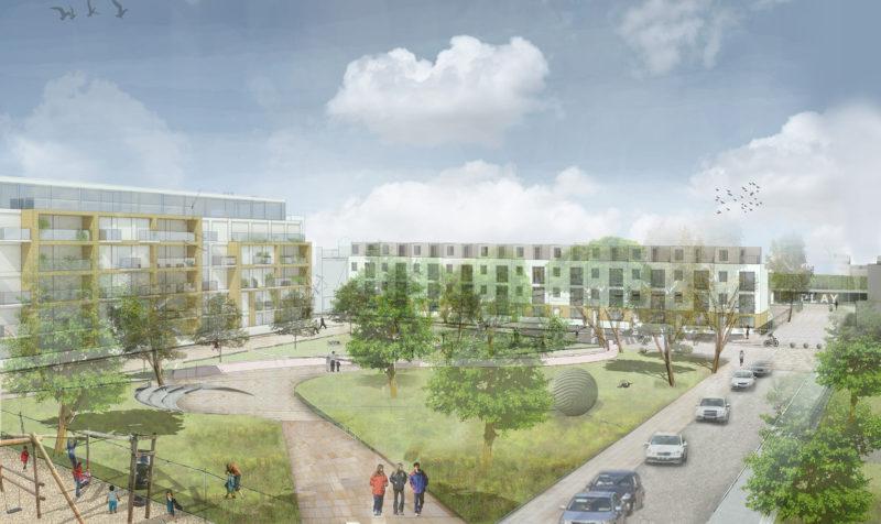 Somers Town Masterplan