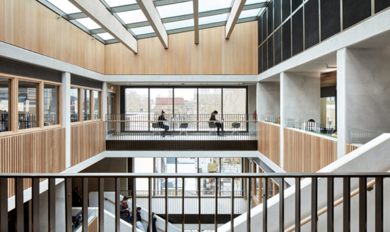 UCL Student Centre opens