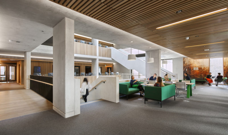 Student Centre is BREEAM Outstanding