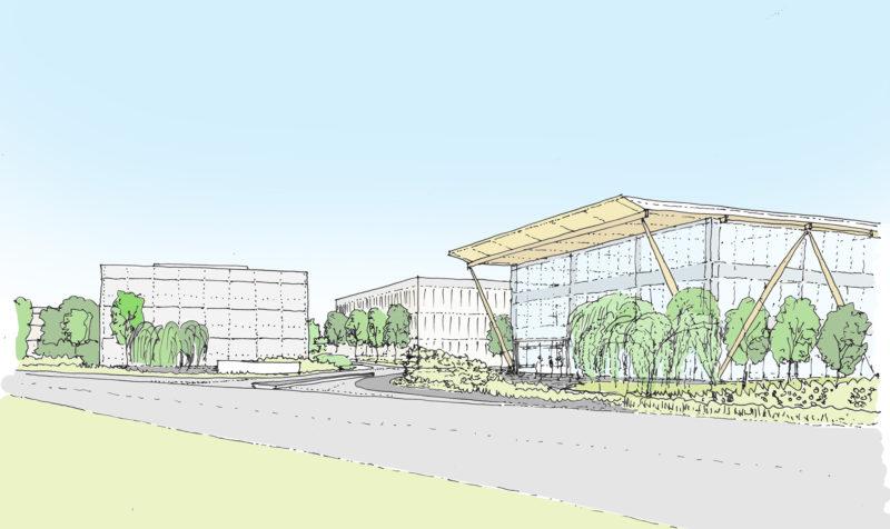 Unity Campus Masterplan
