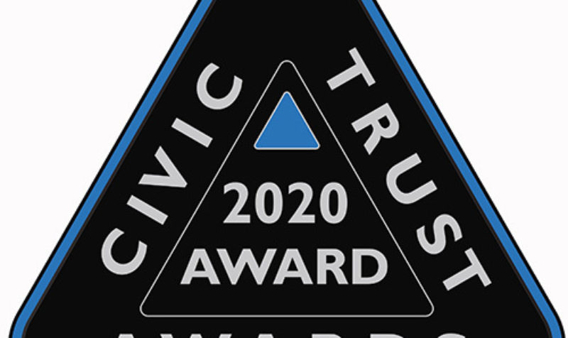 Triple success at the Civic Trust Awards 2020 for NHA