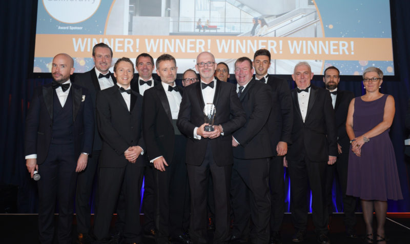 Double win for UCL Student Centre at Education Estates Awards