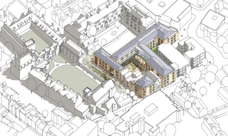 Pembroke College Student Residences