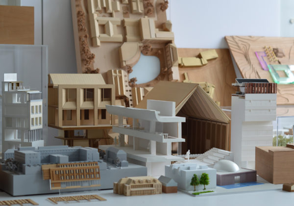 Modelmaking show-and-tell with the V&A