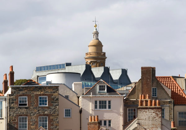 The Royal Courts of Guernsey