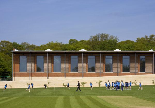 Sports Hall, Bancroft's School