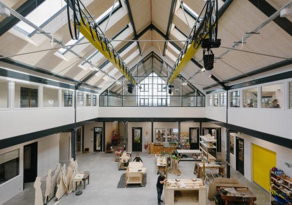 Glyndebourne Production Hub