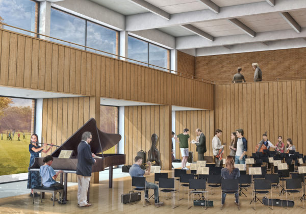 The Purcell School Masterplan