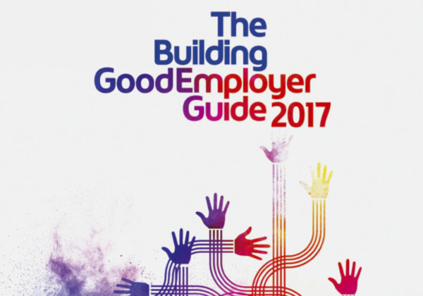 NHA listed in The Building Good Employer Guide 2017