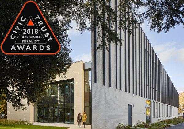 2018 Civic Trust Awards Regional Finalists