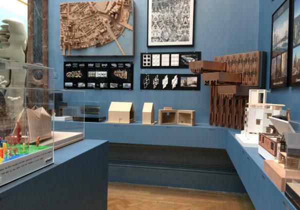 Royal Academy Summer Exhibition features Warwick Auditorium Model