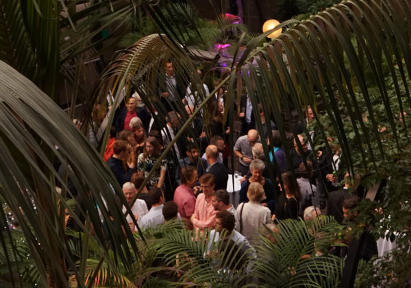 Celebrating 40 Years of the Practice at the Barbican Conservatory